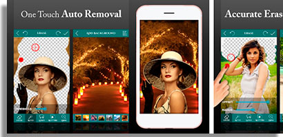 Ultimate Background Eraser apps to remove image background