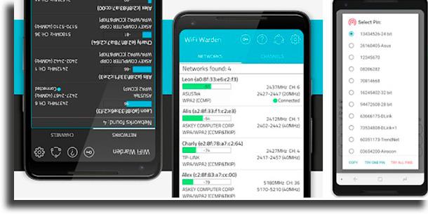 WiFi Warden apps to get free WiFi