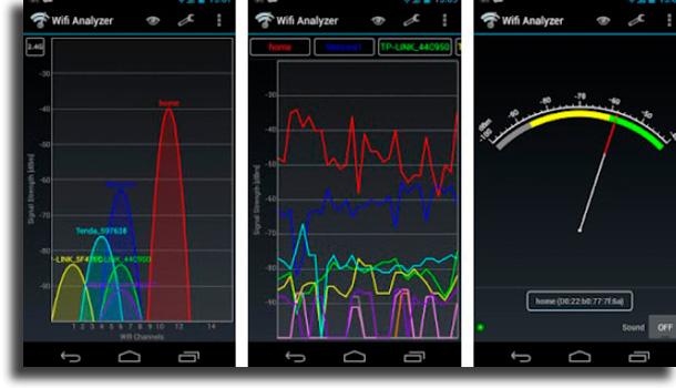 WiFi Analyzer apps to get free WiFi