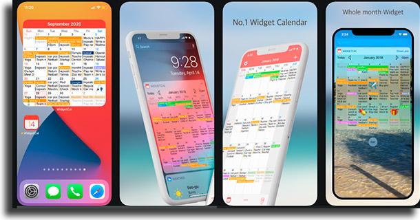 WidgetCal-Calendar Widget best calendar apps