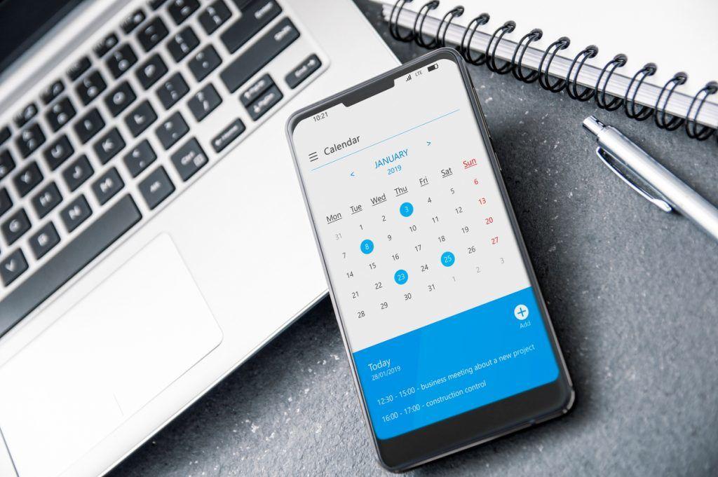 12 mejores aplicaciones para organizar tu día a día