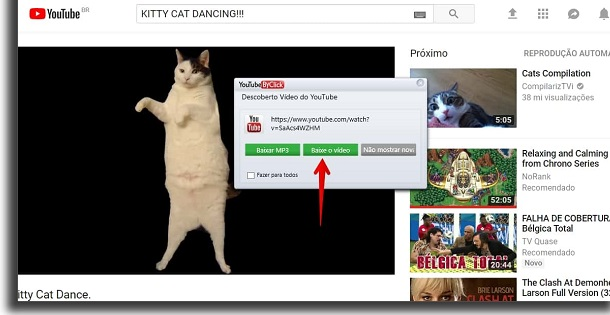 usar o youtube by click