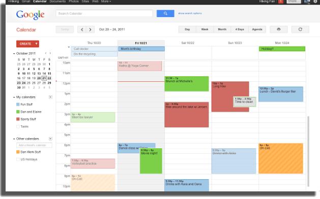 aplicaciones para organizar tu día a día calendario de google