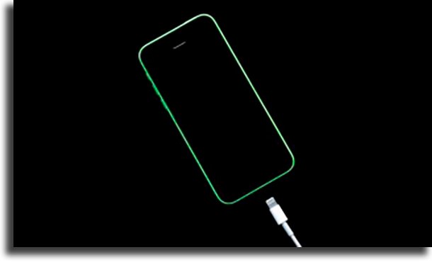 Charge it iPhone won't turn on