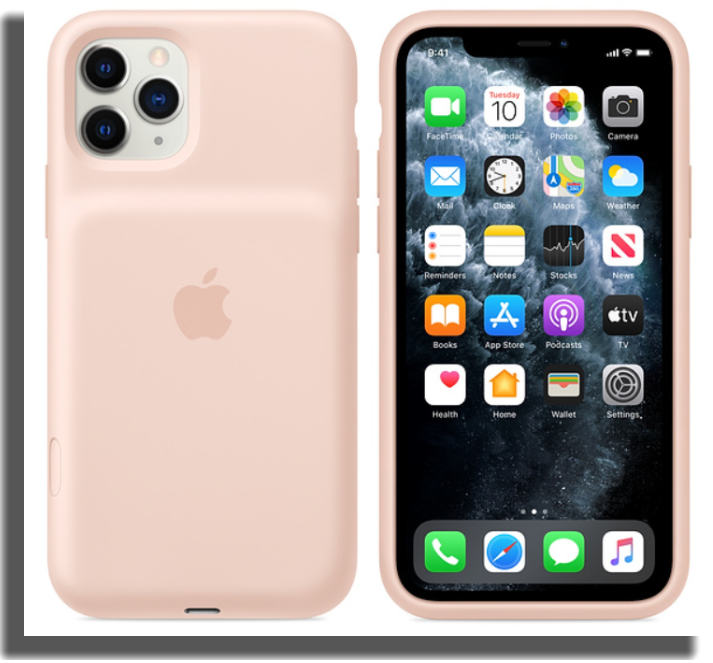 errores al cargar iPhone funda de batería