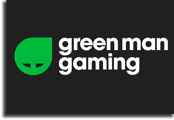 Green Man Gaming websites to download games