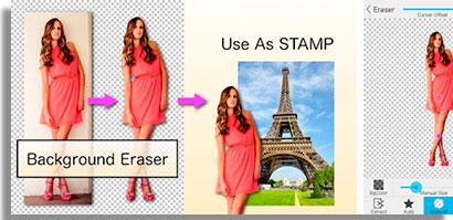 Background Eraser - handyCloset apps to remove image background