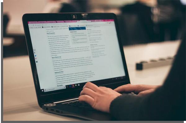 criar um blog é ótimo para escritores que querem ganhar dinheiro ao trabalhar em casa