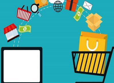 mercado online com entregas