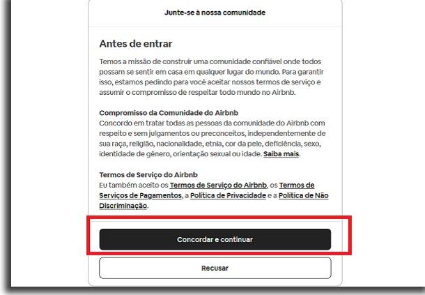 renda extra no Airbnb comunidade