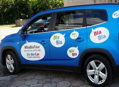 usar o BlaBlaCar capa
