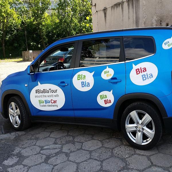 Como usar o BlaBlaCar para pedir carona?