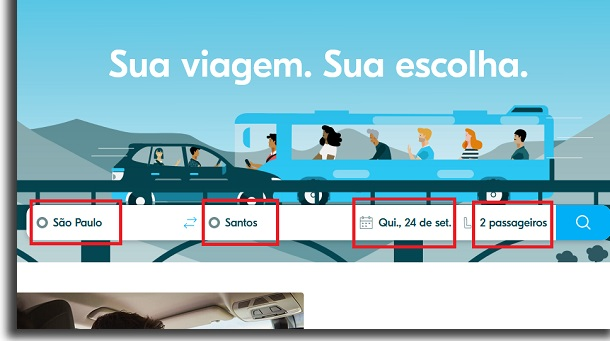 usar o BlaBlaCar dicas