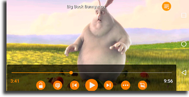 VLC add text to videos