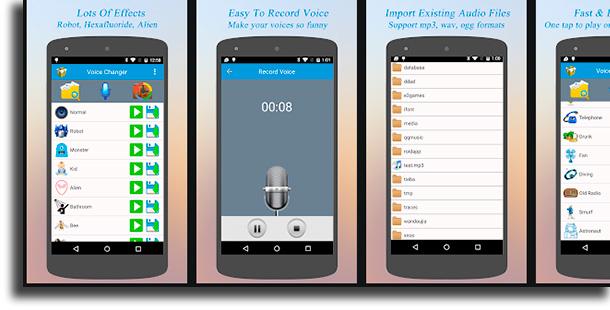 Best Voice Changer - Free best voice changer