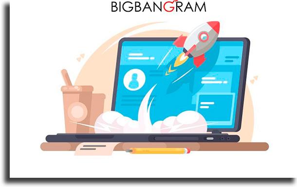 bigbangram mensajes directos instagram