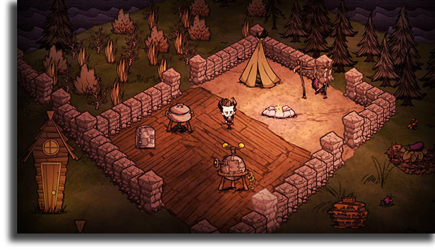 Don't Starve lightweight PC games