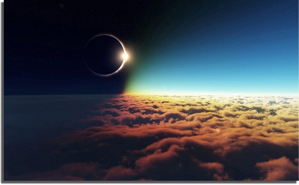 Solar eclipse best Windows 10 wallpapers