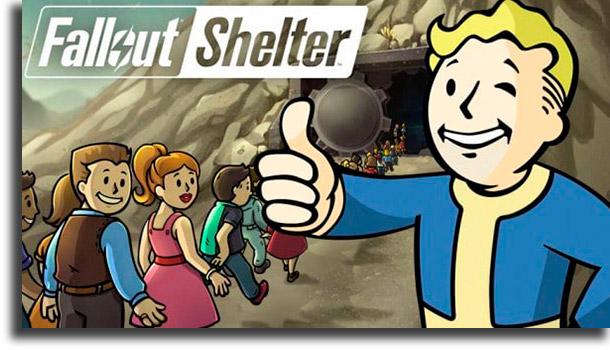 juegos de simulación para PC Fallout Shelter