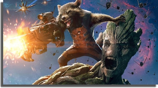Guardians of the Galaxy best Windows 10 wallpapers