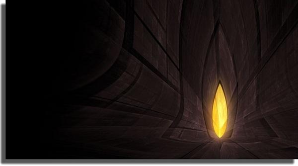 fondo de pantalla llama