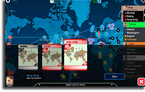 Pandemic best simulation games
