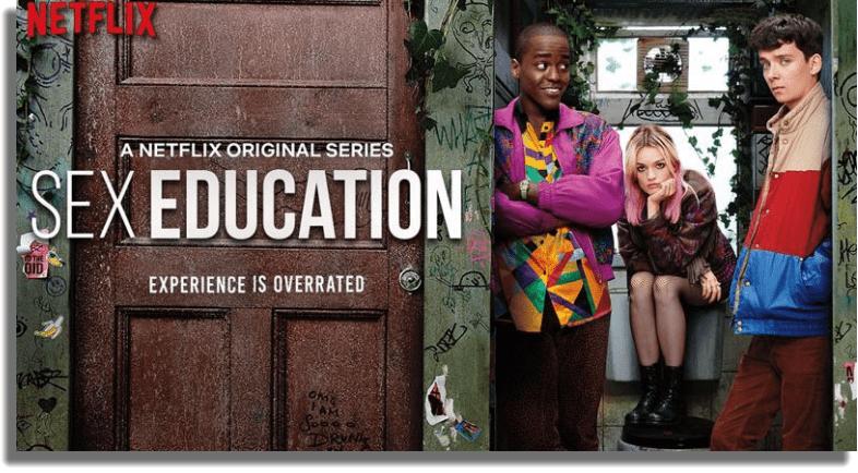 Sex Education Mejores series de Netflix para ver en 2021