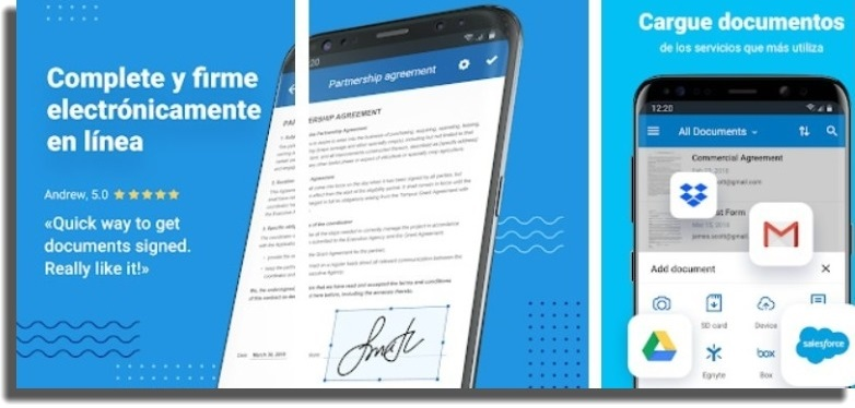 firmar documentos signnow