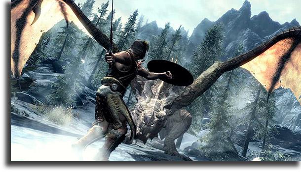 The Elder Scrolls V: Skyrim lightweight PC games