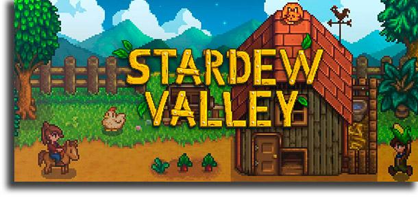juegos de simulación para PC Stardew Valley