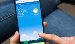 apps para previsão do tempo capa
