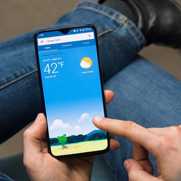 15 melhores apps para previsão do tempo no celular