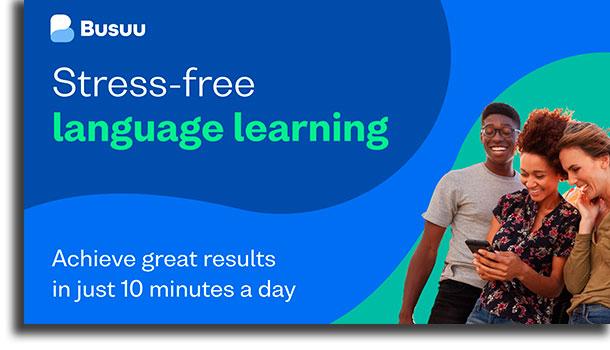 Busuu best language exchange apps