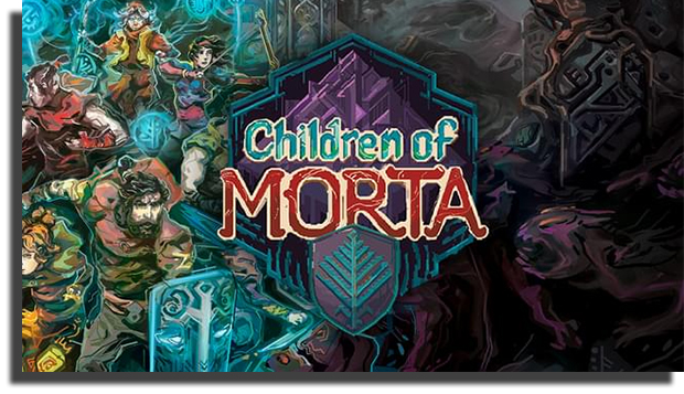 Children of Morta best couch co-op games