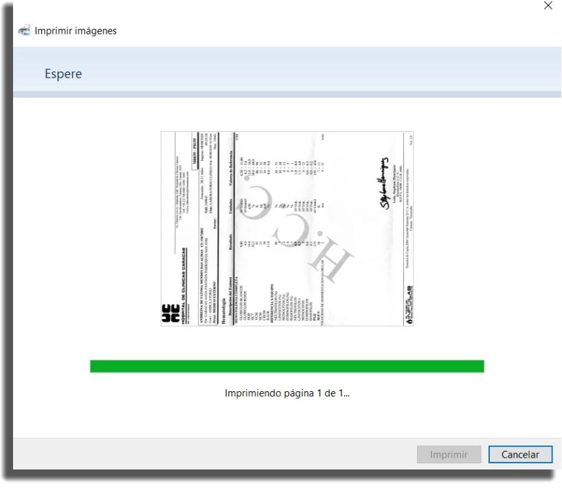 Convertir imágenes a PDF paso 4