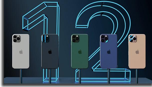 tudo sobre o iphone 12