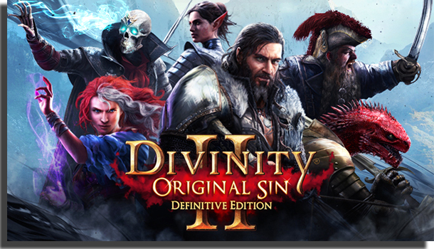 Divinity: Original Sin 2 best couch co-op games