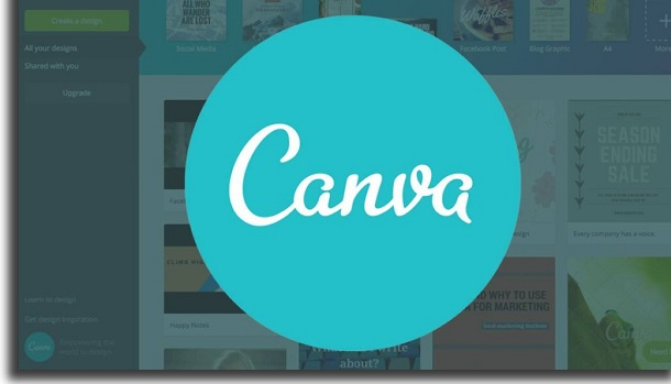 usar o canva