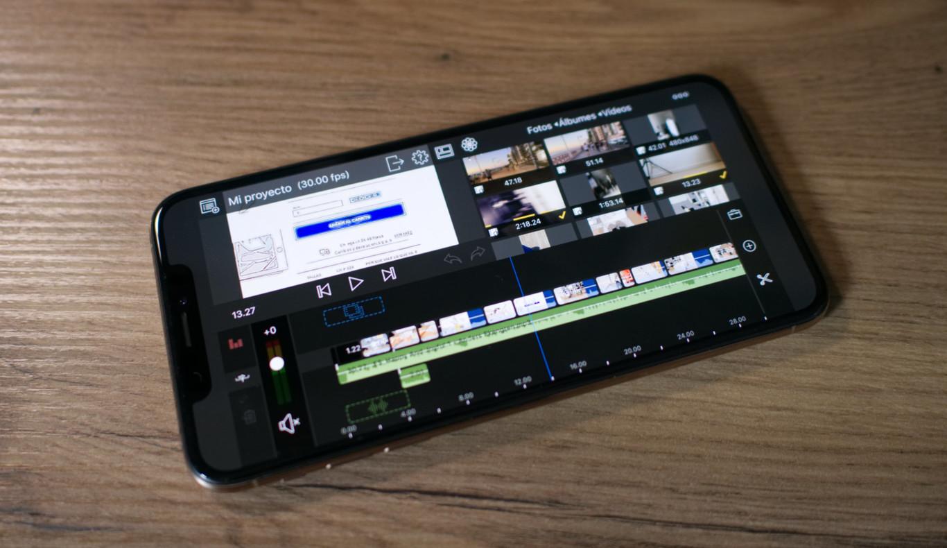 Los 16 mejores editores de video para iPhone