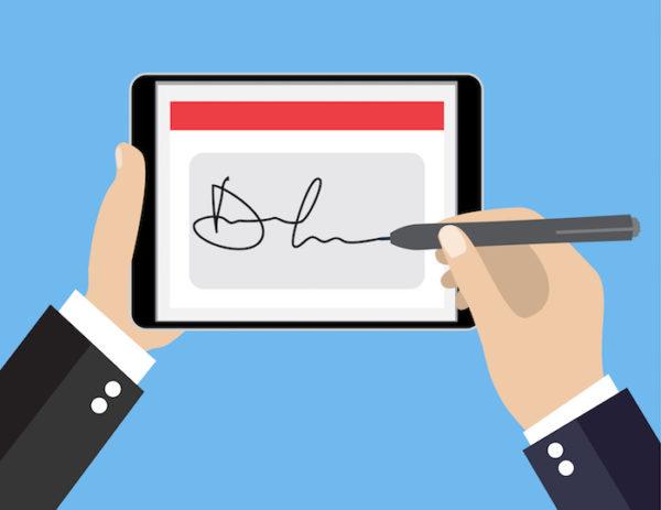Las 10 mejores apps para firmar documentos digitalmente