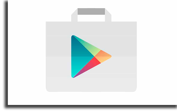 The Google Play Store is missing