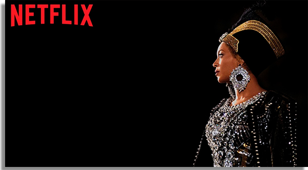Homecoming: A Film by Beyoncé best Netflix documentaries