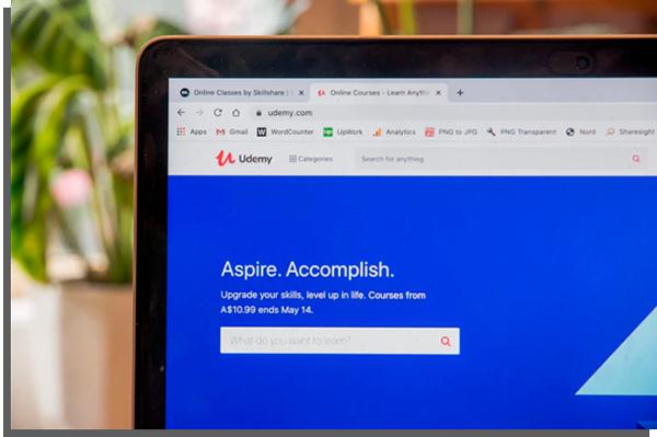 crie cursos online para trabalhar em casa