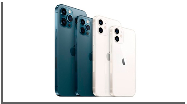 modelos do iphone 12