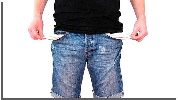 cuidado com serviços ilegais, eles podem te deixar sem dinheiro