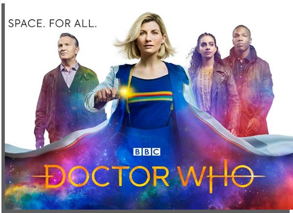 doctor who é a mais antiga entre as melhores séries de ficção científica da lista
