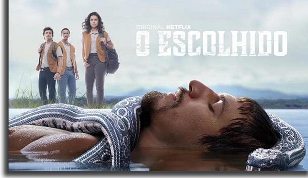 dicas de séries brasileiras no fim de semana