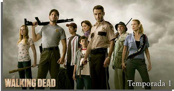 the walking dead é um dos seriados de terror mais conhecidos