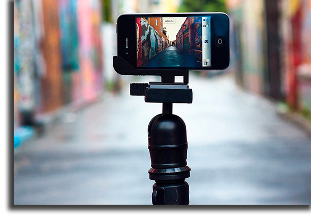 Use special gadgets take great smartphone pictures
