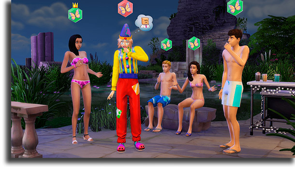 The Sims 4 lightweight PC games